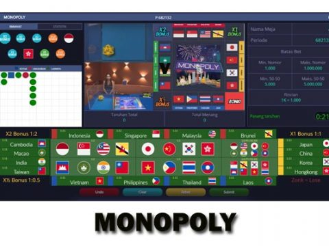 Monopoly Games IDN Live