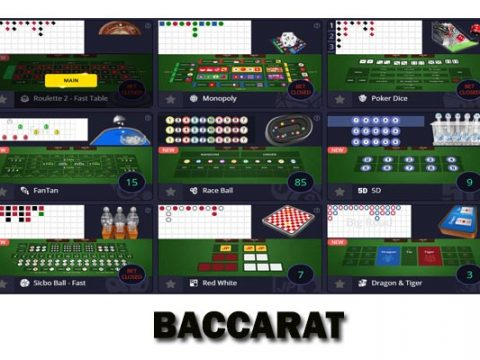 Baccarat Games IDN Live